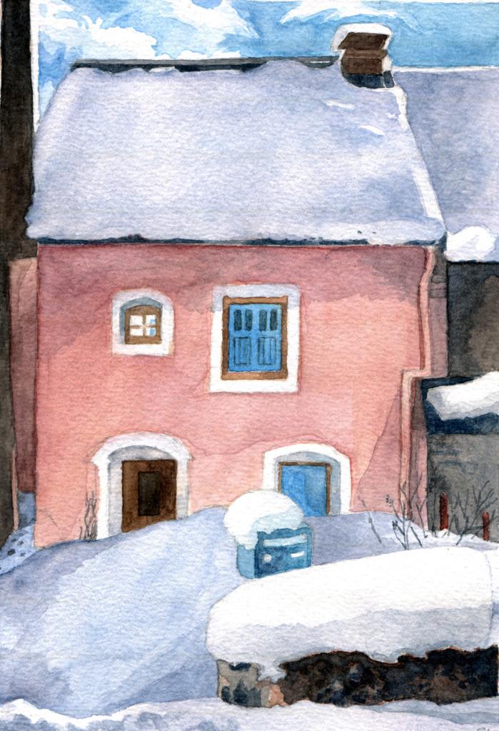 Maison Rose St Chaffrey
