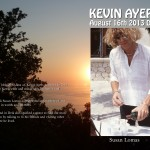 Kevin Ayers, August 16th 2013, Deia thumbnail