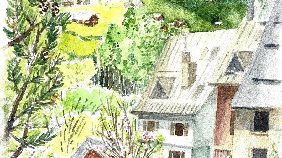 Pramorel and Rue des Beignets
