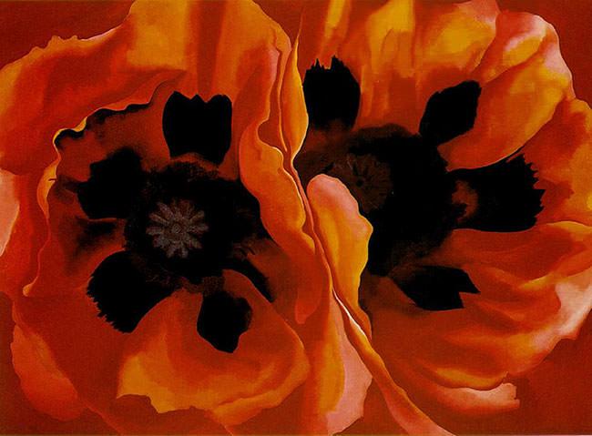 Oriental-Poppies-1928-Georgia-OKeeffe
