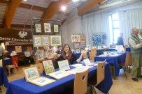 Rencontrees Art et Litterature, Chantemerle, 2014, 2015, 2016