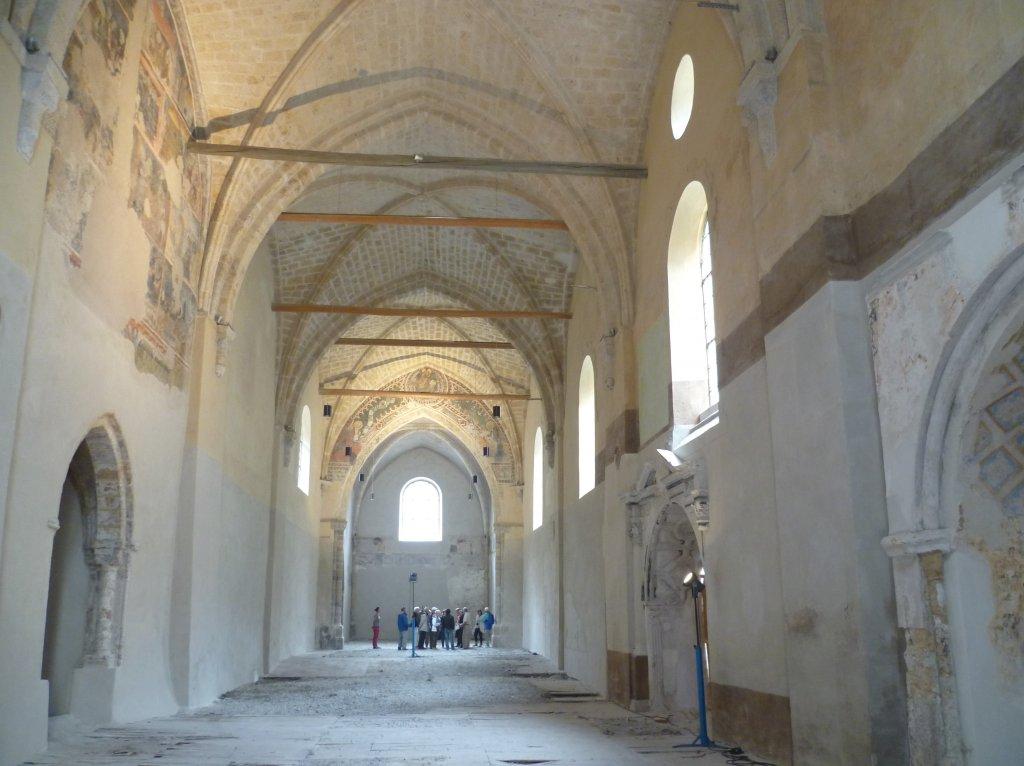 Eglise des Cordeliers interior 2016