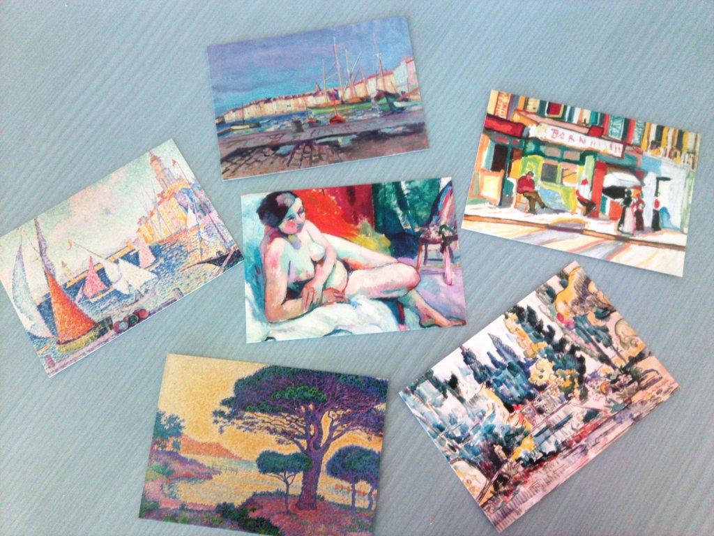 L'AnnonciadeStTropezPostcards
