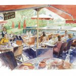 Bar Restaurant Le Frog, Villeneuve thumbnail
